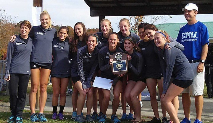 2013 CAC Women's Cross Country Champions