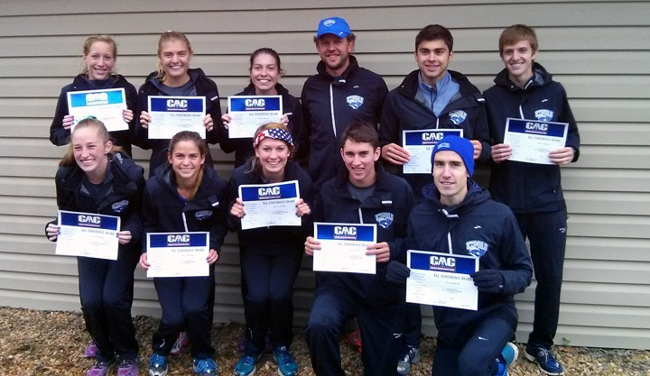 2014 XC All-Conference