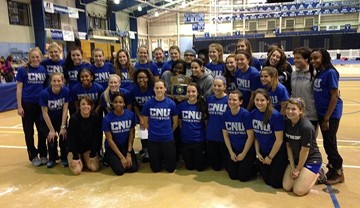 2014 CAC Women's TF Champs