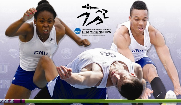 2014 NCAA TF Indoor Competitors